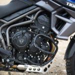 2016 Triumph Tiger XCX vs. 2016 BMW F800GS. On road & off-road test 4