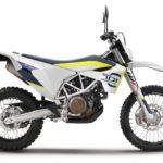 2017 Husqvarna 701 Supermoto & Enduro get new KTM engine 3