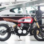 Honda CB750 1978 Custom by Andrew Wales 6