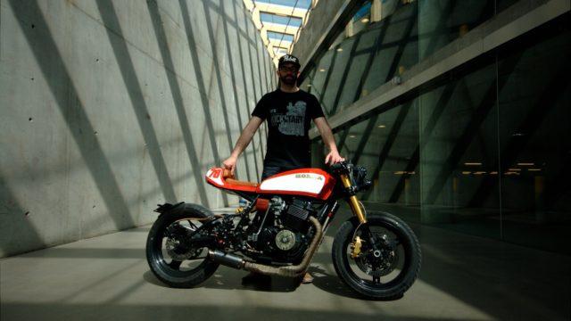 Honda CB750 Monoshock 1
