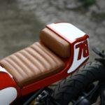 Honda CB750 1978 Custom by Andrew Wales 4