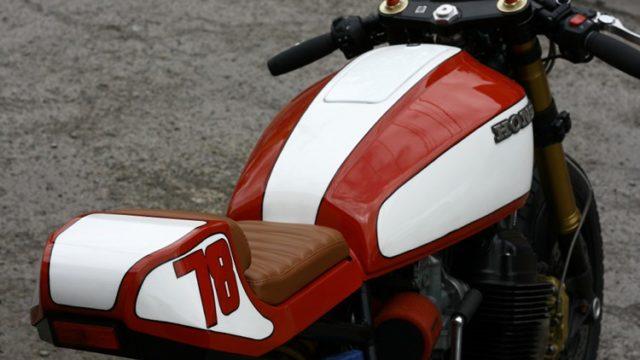 Honda CB750 Monoshock 3