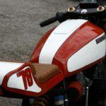 Honda CB750 1978 Custom by Andrew Wales 7