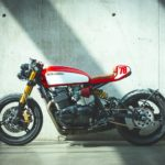 Honda CB750 1978 Custom by Andrew Wales 8