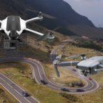 DRONE WARS: DJI Mavic vs Karma GoPro 2