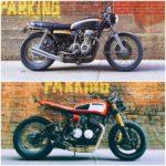Honda CB750 1978 Custom by Andrew Wales 5