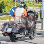 New BMW K1600 Secret Bagger & BMW K1600GTL spied 3