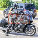 New BMW K1600 Secret Bagger & BMW K1600GTL spied 4