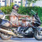 New BMW K1600 Secret Bagger & BMW K1600GTL spied 5