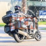 New BMW K1600 Secret Bagger & BMW K1600GTL spied 6