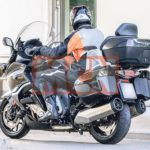 New BMW K1600 Secret Bagger & BMW K1600GTL spied 7