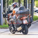 New BMW K1600 Secret Bagger & BMW K1600GTL spied 8