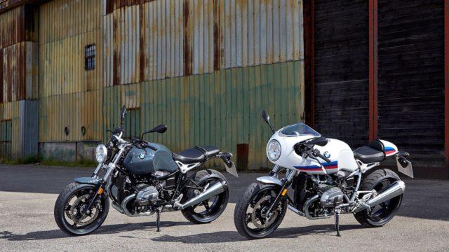 BMW R nineT Racer & R nineT Pure revealed. Mega-Gallery 1