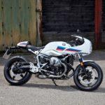 BMW R nineT Racer & R nineT Pure revealed. Mega-Gallery 8