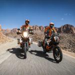 1290 Super Adventure gets Cyborg-Eye. KTM Travel Range Updated 9