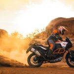 1290 Super Adventure gets Cyborg-Eye. KTM Travel Range Updated 10