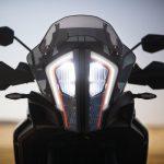 1290 Super Adventure gets Cyborg-Eye. KTM Travel Range Updated 11