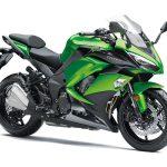 Updated Kawasaki Z 1000 SX Revealed at Intermot 4
