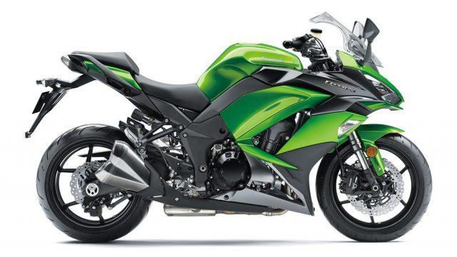 Updated Kawasaki Z 1000 SX Revealed at Intermot 1