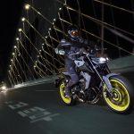 Yamaha MT-09 [FZ-09] got a serious update. Mega-gallery and tech-specs 13