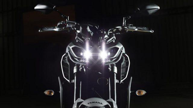 2017 Yamaha MT 09 EU Night Fluo Detail 001