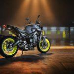 Yamaha MT-09 [FZ-09] got a serious update. Mega-gallery and tech-specs 5
