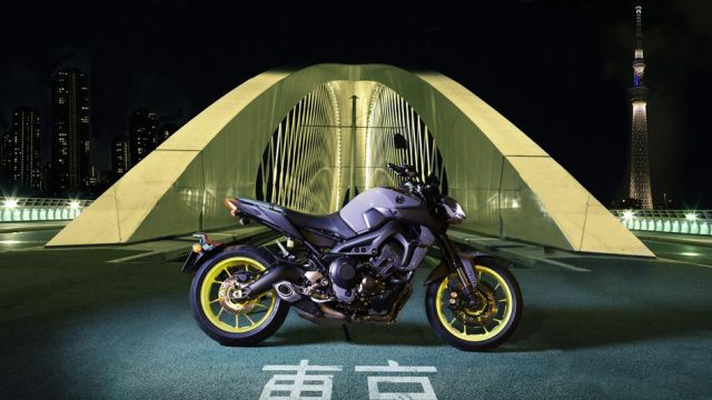 Yamaha MT-09 [FZ-09] got a serious update. Mega-gallery and tech-specs 7