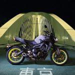 Yamaha MT-09 [FZ-09] got a serious update. Mega-gallery and tech-specs 20
