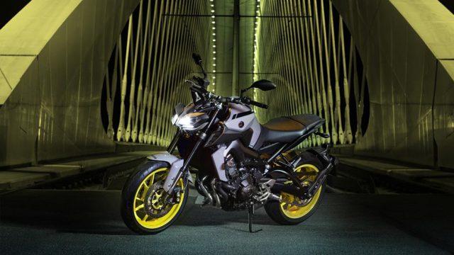 2017 Yamaha MT 09 EU Night Fluo Static 005