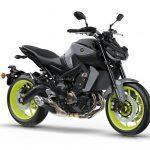 Yamaha MT-09 [FZ-09] got a serious update. Mega-gallery and tech-specs 14
