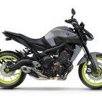 Yamaha MT-09 [FZ-09] got a serious update. Mega-gallery and tech-specs 12