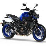 Yamaha MT-09 [FZ-09] got a serious update. Mega-gallery and tech-specs 10