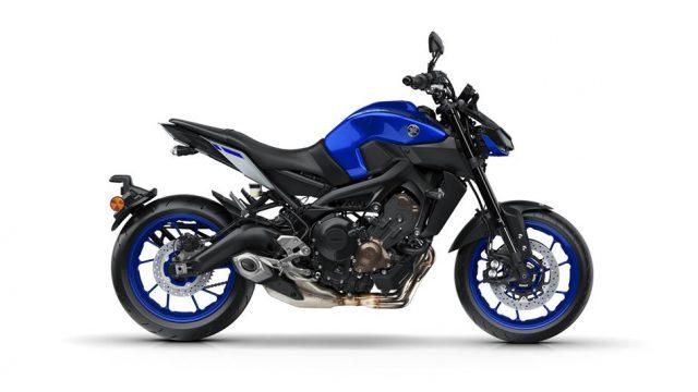 2017 Yamaha MT 09 EU Yamaha Blue Studio 002