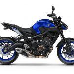 Yamaha MT-09 [FZ-09] got a serious update. Mega-gallery and tech-specs 8