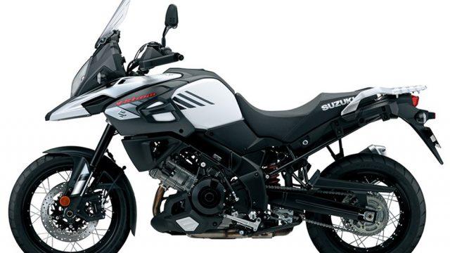 2017 Suzuki V-Strom 1000 Intermot 1