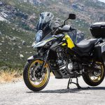 The New Suzuki V-Strom 650 Introduced at Intermot 4
