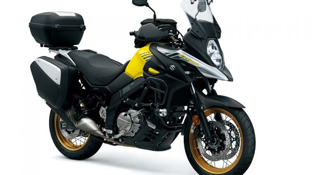 The New Suzuki V-Strom 650 Introduced at Intermot 1