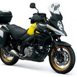 The New Suzuki V-Strom 650 Introduced at Intermot 2