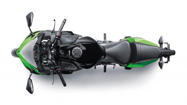 Ninja 650 Green 5