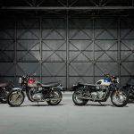 The New Triumph T100 Bonneville Revealed at Intermot 6