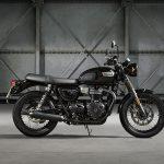The New Triumph T100 Bonneville Revealed at Intermot 5