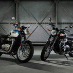 The New Triumph T100 Bonneville Revealed at Intermot 3
