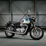 The New Triumph T100 Bonneville Revealed at Intermot 4