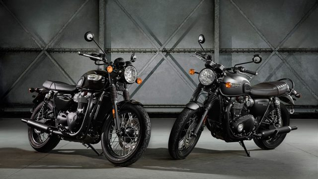 The New Triumph T100 Bonneville Revealed at Intermot 3