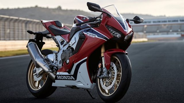 The New Honda CBR1000RR SP unveiled at Intermot 1