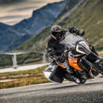1290 Super Adventure gets Cyborg-Eye. KTM Travel Range Updated 3
