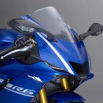 Yamaha Unveiled the New R6 4