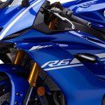 Yamaha Unveiled the New R6 2
