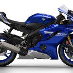 Yamaha Unveiled the New R6 9