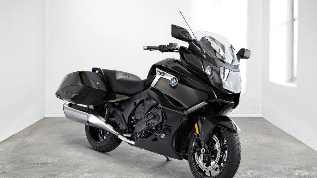 New BMW K 1600 B Bagger Revealed 1